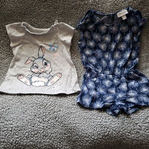 18M Girl's 2 piece lot